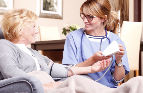 Tips When Receiving Nursing Care at Home