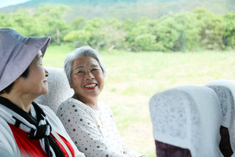 Tips for Easy Trips When Traveling with Seniors