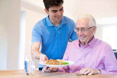 Improving Your Senior's Nutrition