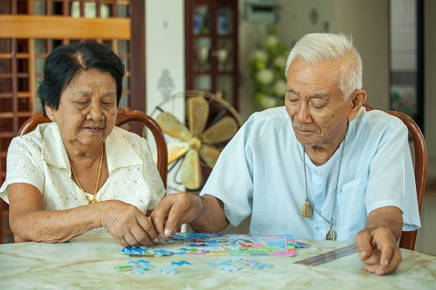 Ideal Games for Senior Loved Ones with Dementia